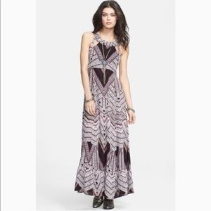 $248 Free People YOU MADE MY DAY Maxi Dress 0